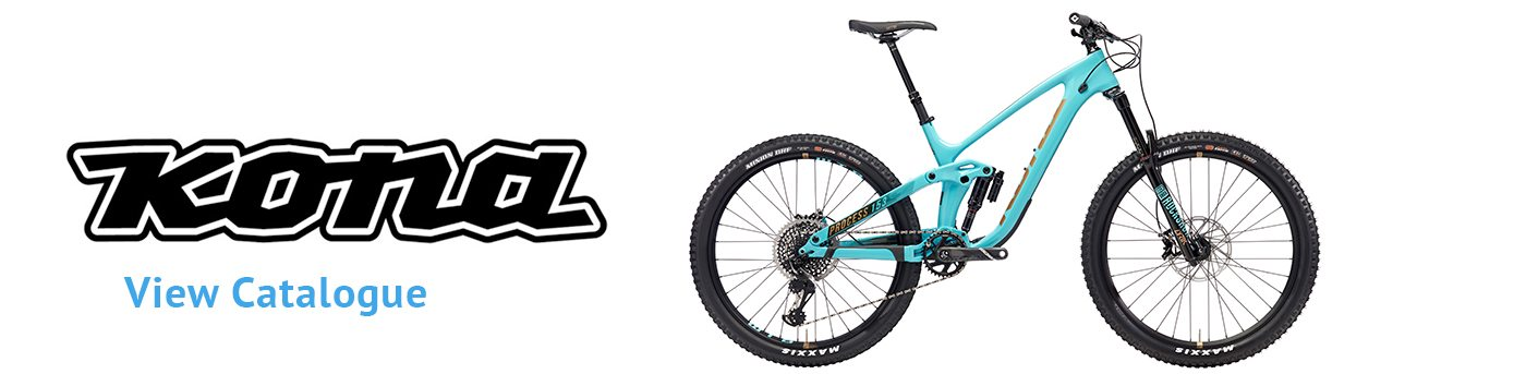 Kona Bikes - Expert Cycles
