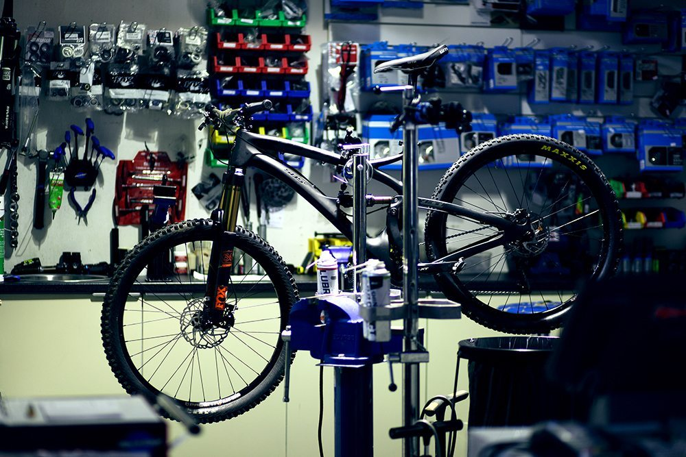 Custom Built Bikes | Bike Shop Dublin | Bike Repairs