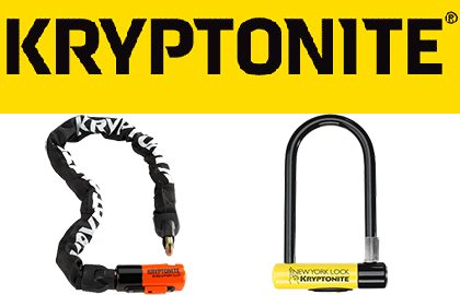 Kryptonite Bike Locks - Expert Cycles