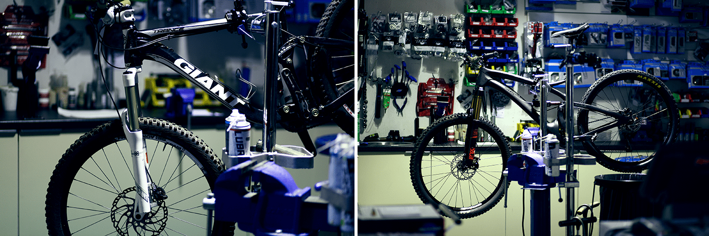 Expert Cycles Workshop