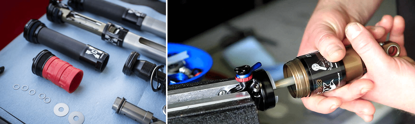 Suspension Servicing - Expert Cycles