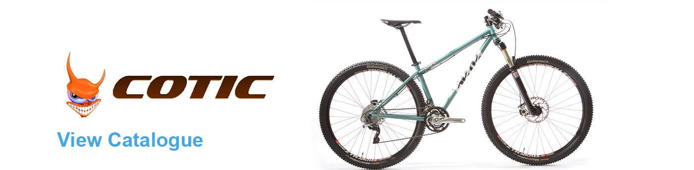 Cotic Bikes - Expert Cycles